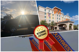 🇺🇸 ★★★★★ Car Service From Carnival Cruise To Orlando Airport MCO.