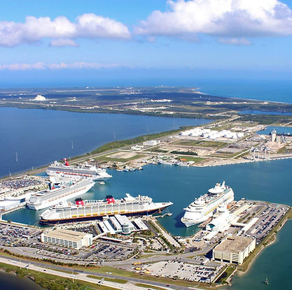 Transportation to port canaveral