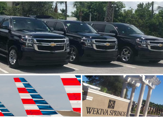 🇺🇸 ★★★★★ Orlando Airport Car Service From Wekiva Springs.