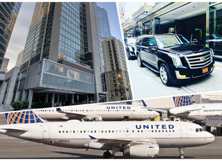 🇺🇸 ★★★★★ Luxury Car Service From O'Hare Airport To Kimpton Hotel Palomar.