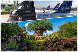 🇺🇸 ★★★★★ Orlando Airport Transportation To Disney's Animal Kingdom.