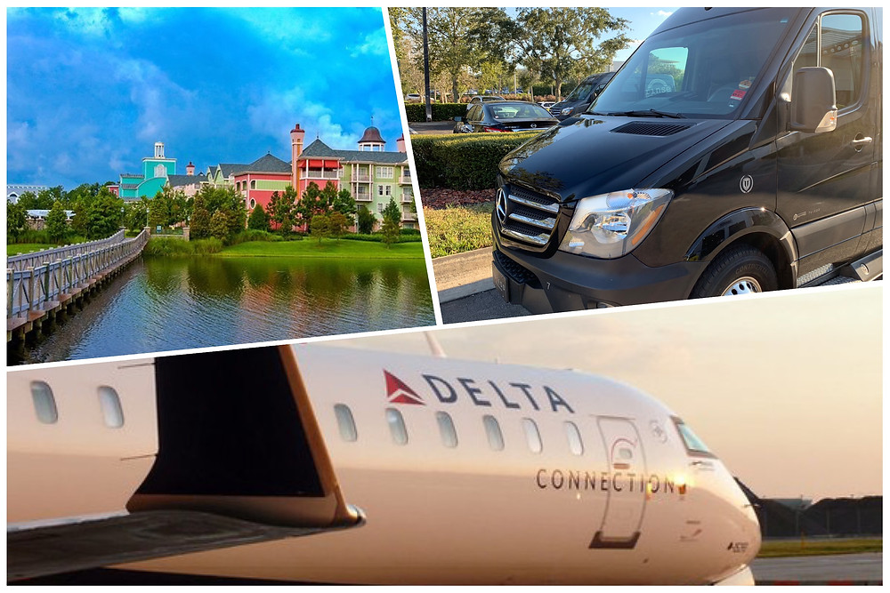 Orlando Car Service From MCO To Disney World