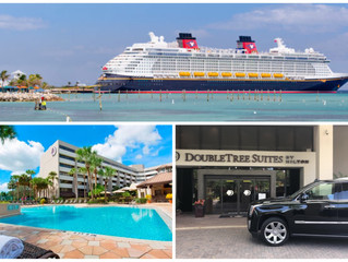🇺🇸 ★★★★★ Excellent Transportation From Disney Springs To Port Canaveral