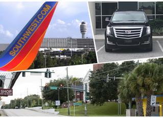 🇺🇸 ★★★★★ Very Reliable Orlando Airport Transportation