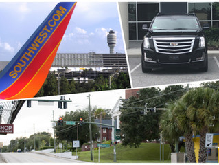 🇺🇸 ★★★★★ Very Reliable Orlando Airport Transportation