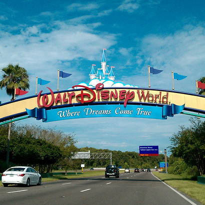 Transportation to Disney World - private premium luxury black car service