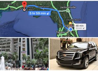 🇺🇸 ★★★★★ Transportation From Orlando Airport To Miramar Beach.