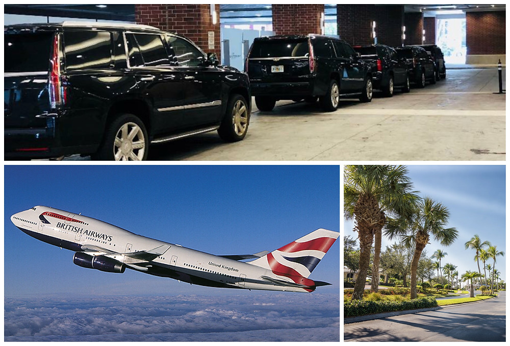 Orlando Airport Private Car Service To Kissimmee