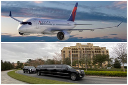 🇺🇸 ★★★★★ Limo Service From Orlando Airport To Four Seasons Resort.