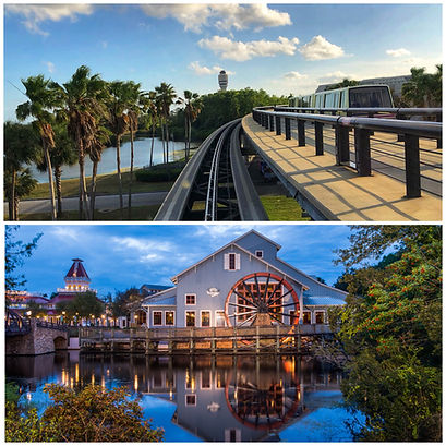 ORLANDO AIRPORT MCO TO DISNEY'S PORT ORLEANS RESORT - RIVERSIDE