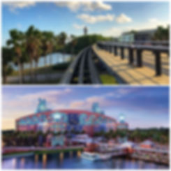 ORLANDO AIRPORT MCO TO WALT DISNEY WORLD SWAN RESORT