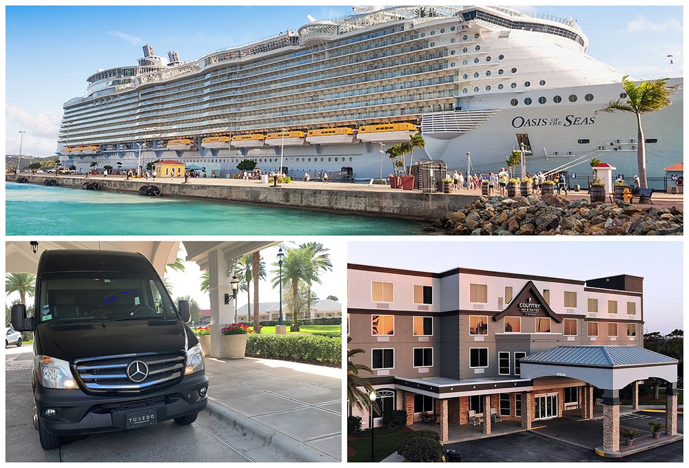 Car Service To Country Inn By Radisson, Port Canaveral