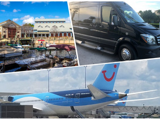 🇬🇧 ★★★★★ Excellent Car Service From Sanford Airport SFB To Disney's Port Orleans Resort