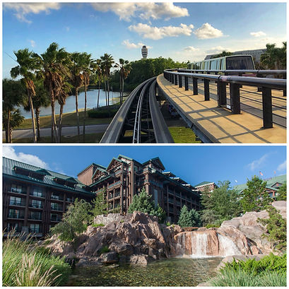 ORLANDO AIRPORT MCO TO DISNEY'S WILDERNESS LODGE