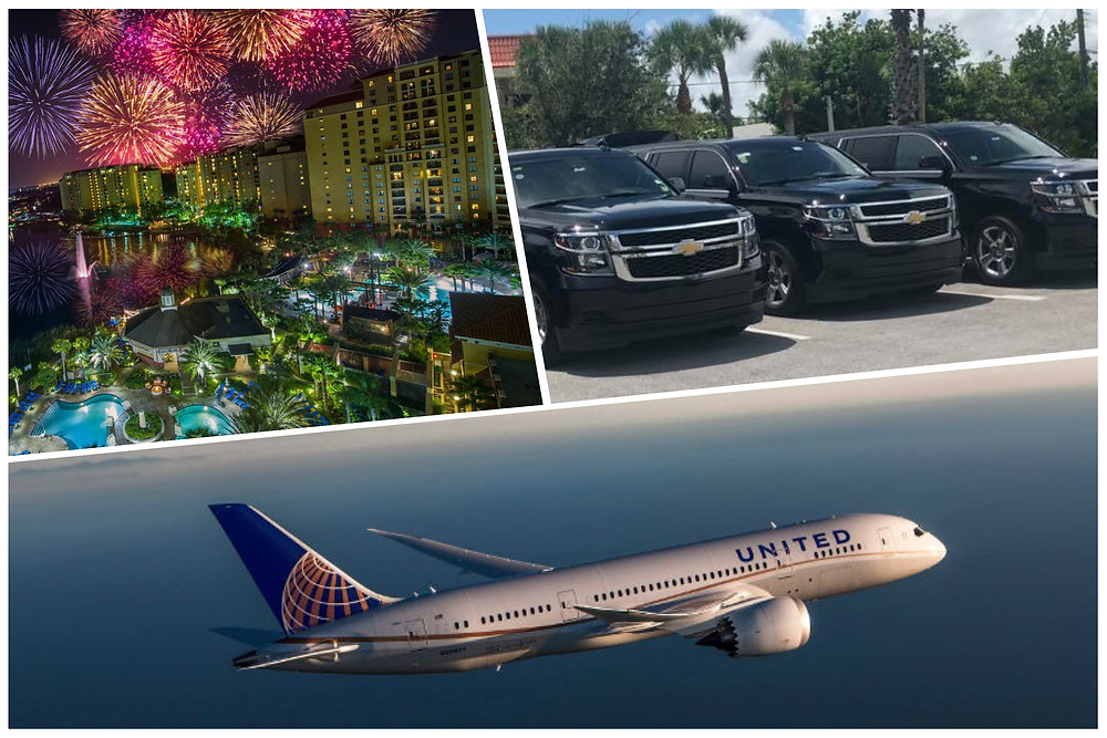 Airport Executive Car Service From MCO