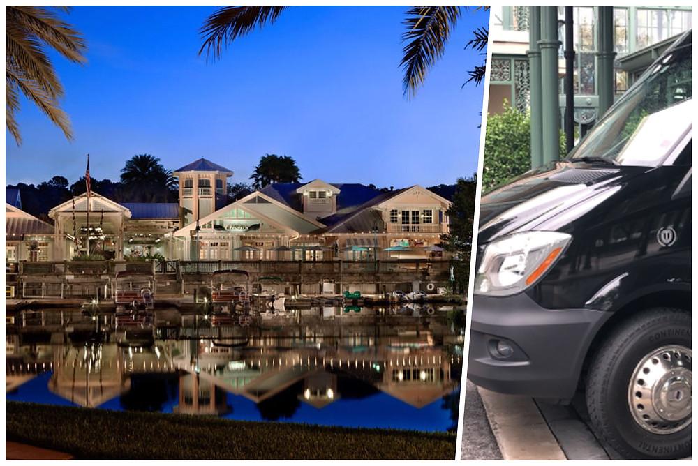 Top-tier Orlando Airport Car Service To Disney