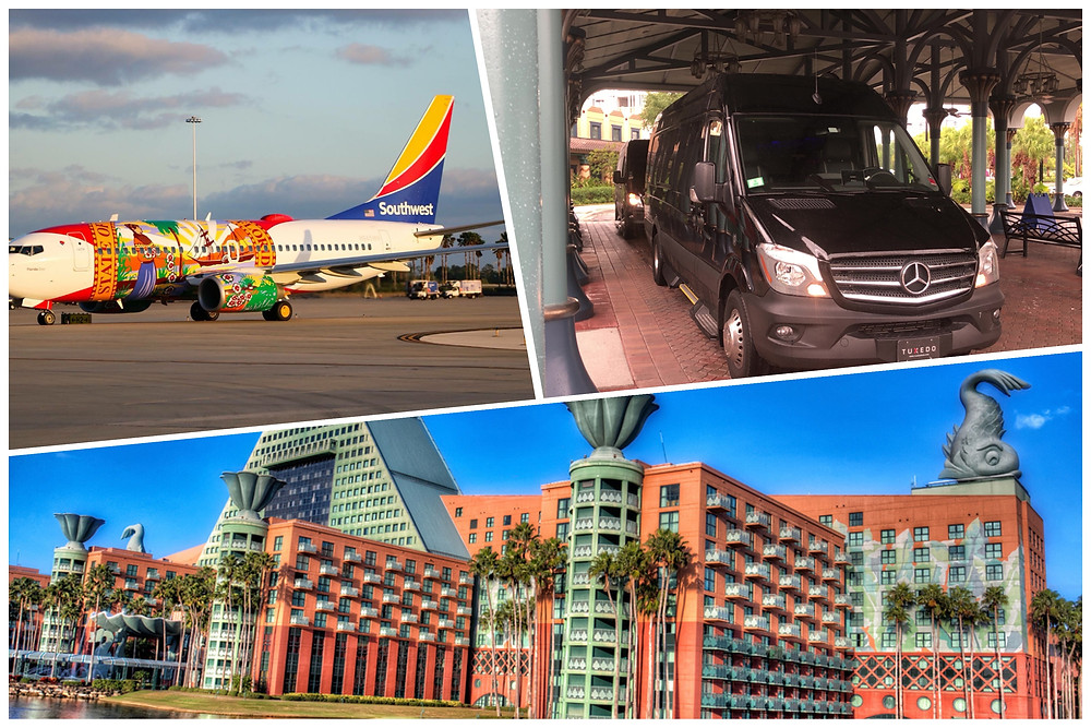 Private Transportation Service To Orlando Airport MCO