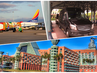 🇺🇸 ★★★★★ Private Transportation Service To Orlando Airport MCO. Definitely Recommend.