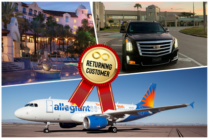 🇺🇸 ★★★★★ Black Car Service From Sanford Airport To Universal's Hard Rock.