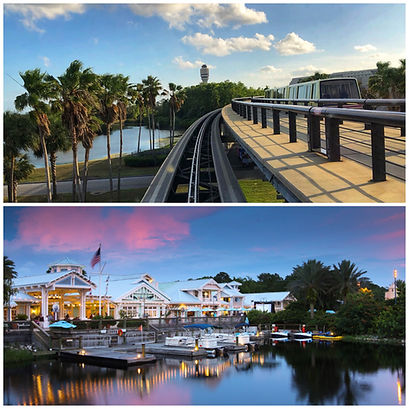 ORLANDO AIRPORT MCO TO DISNEY'S OLD KEY WEST RESORT