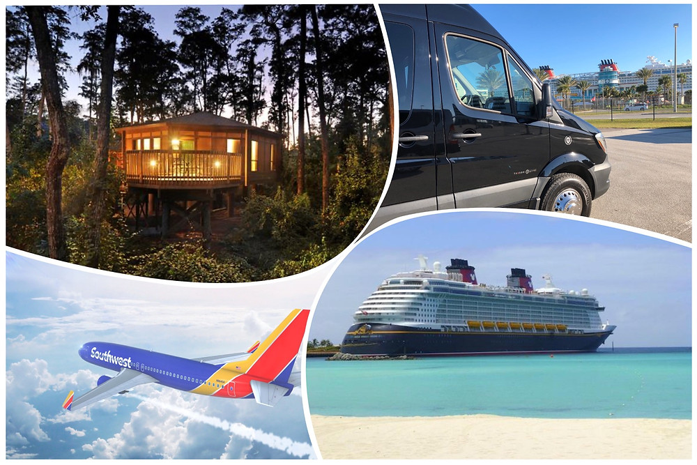 Cruise Transportation From Disney's Saratoga Springs - TreeHouse Villas