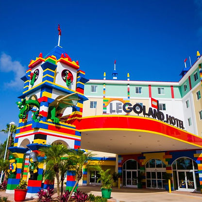 Private VIP transportation from Orlando Airport MCO to Legoland Hotel, Winter Haven, Florida