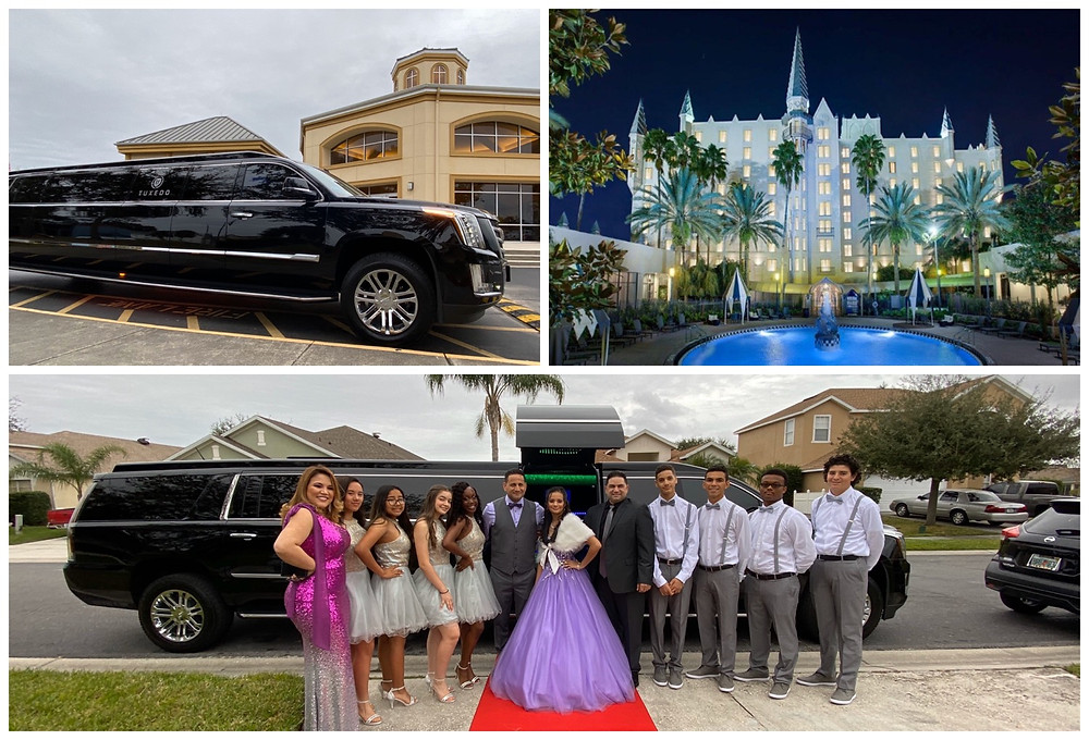 Orlando Limo Service To Castle Hotel, Autograph Collection