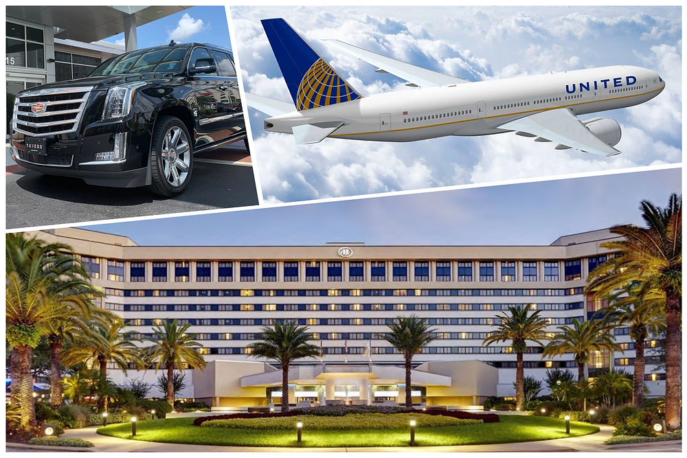 Luxury Car Service From Orlando Airport To Disney Springs
