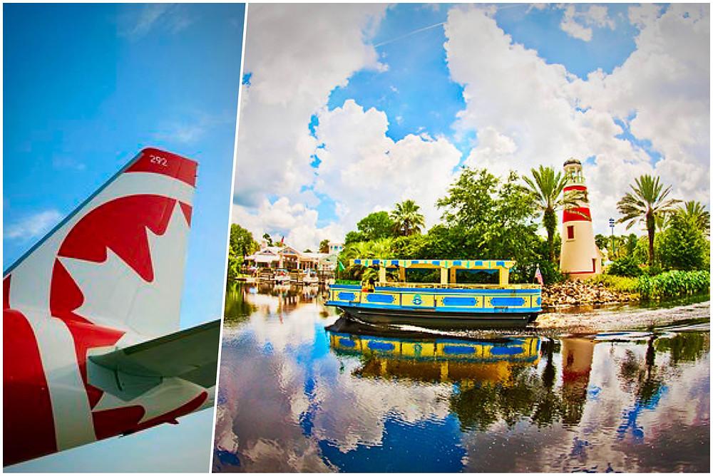 Orlando Airport Transportation to Disney's Saratoga Springs Resort
