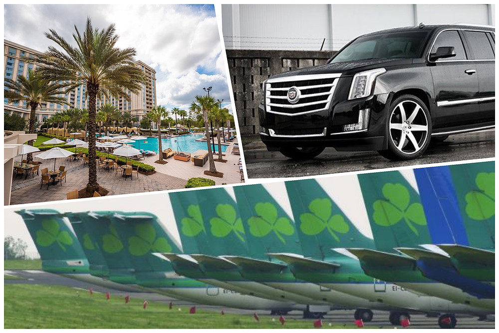 Transportation From MCO To Waldorf Astoria