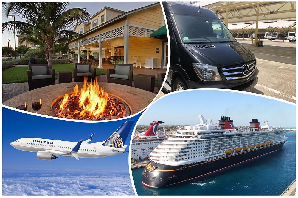 Orlando Airport Car Service To Disney Cruise