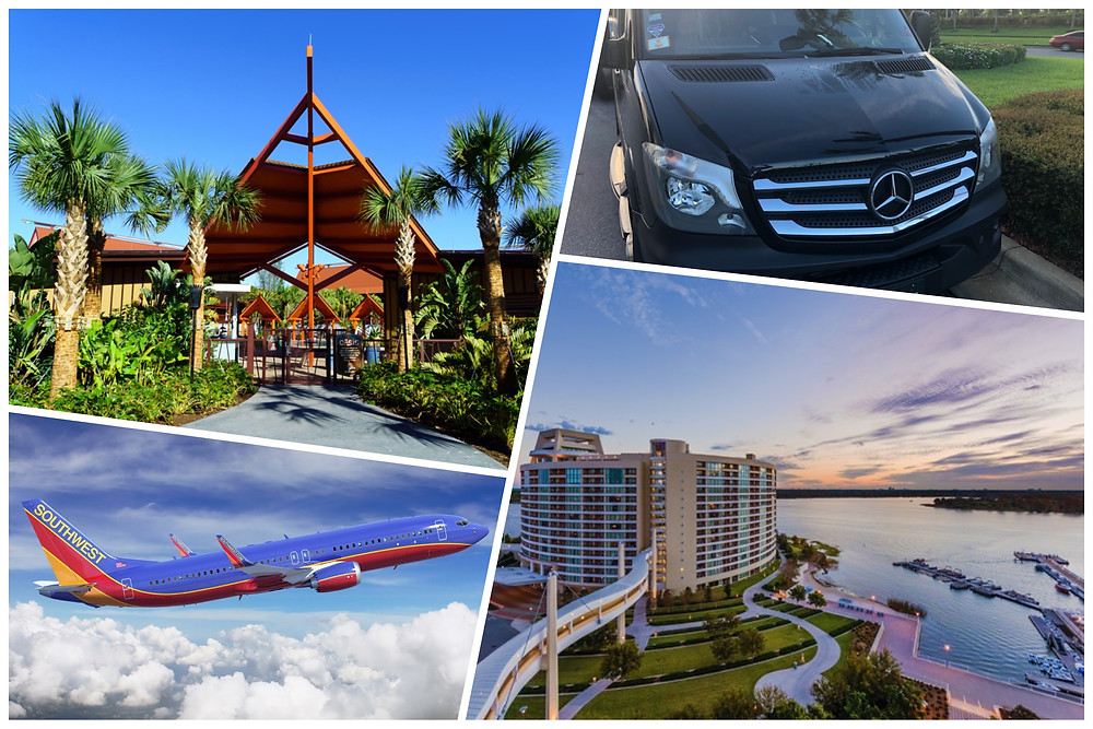 Ground Transportation From Orlando Airport To Disney World