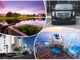 🇺🇸 ★★★★★ Disney World Transportation To Port Canaveral.