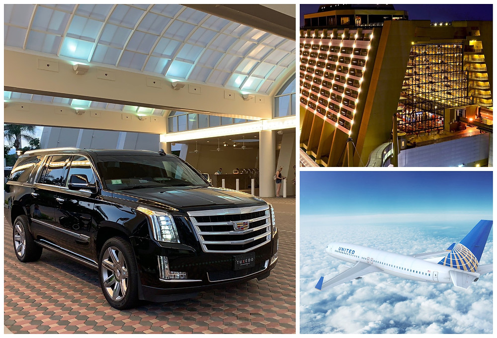 Airport Car Service To Contemporary Resort