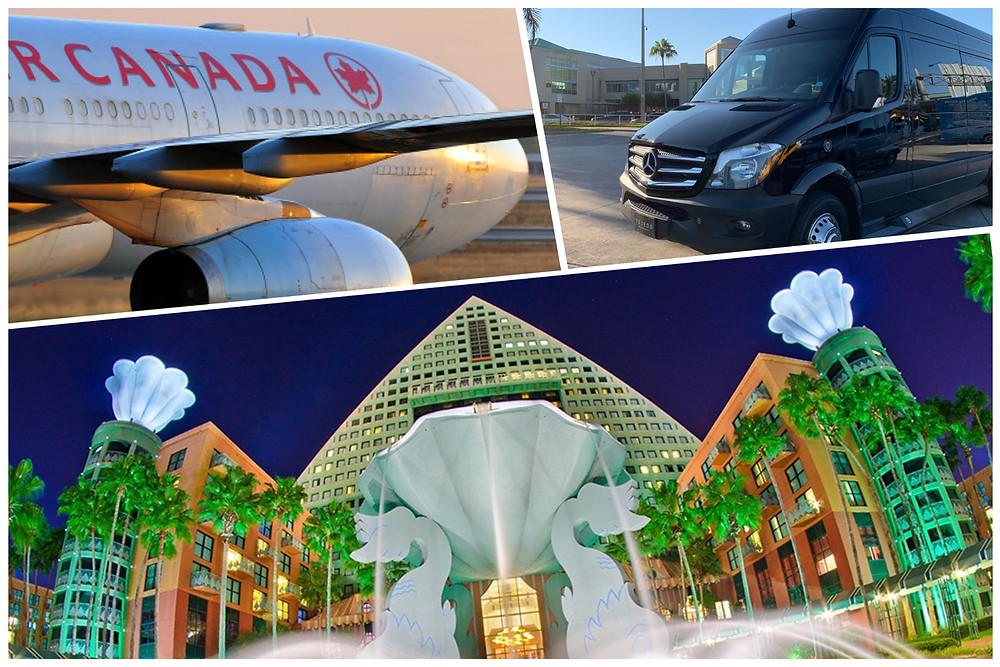 Car Service From Orlando Airport To Disney Dolphin Resort
