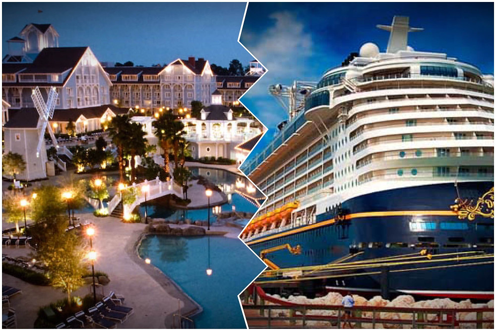 Transportation from Disney's Beach Club Resort to Disney Cruise, Port Canaveral