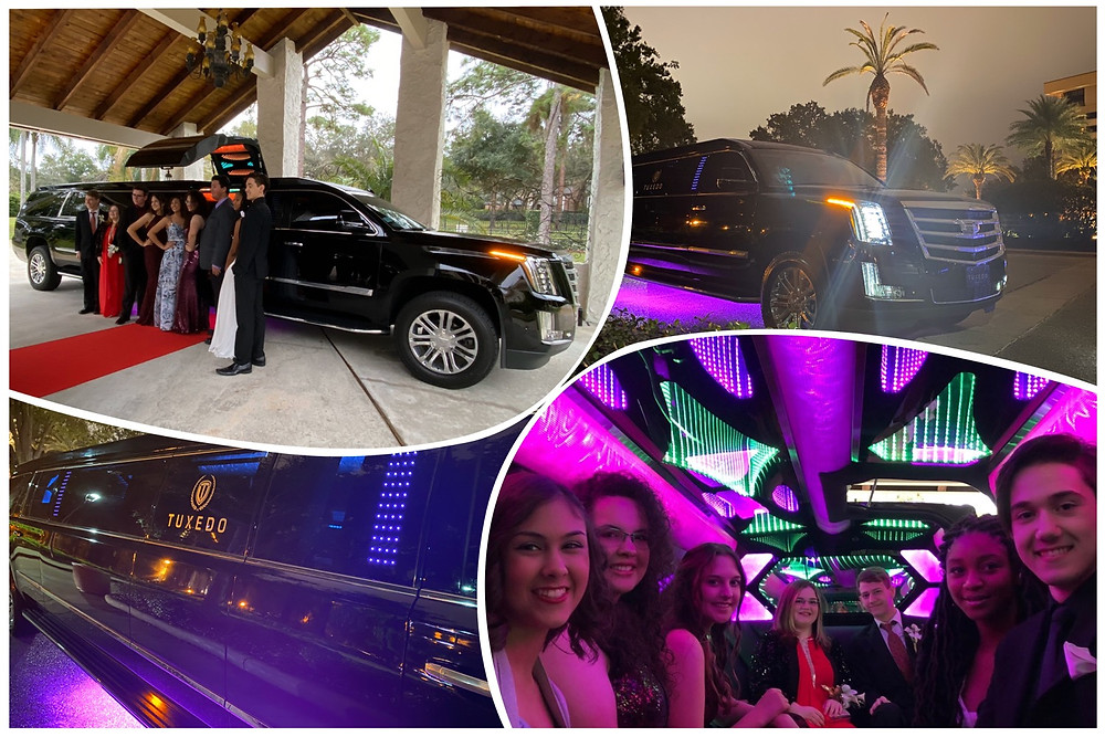 Orlando Limousine Service From Longwood To Disney Springs.