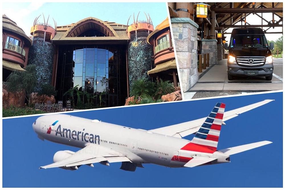 Transportation From Orlando Airport To Animal Kingdom