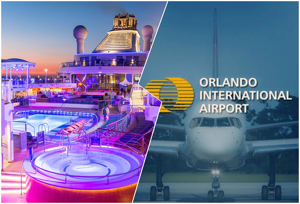 Transportation from Port Canaveral (Royal Caribbean Cruise) to Orlando Airport MCO