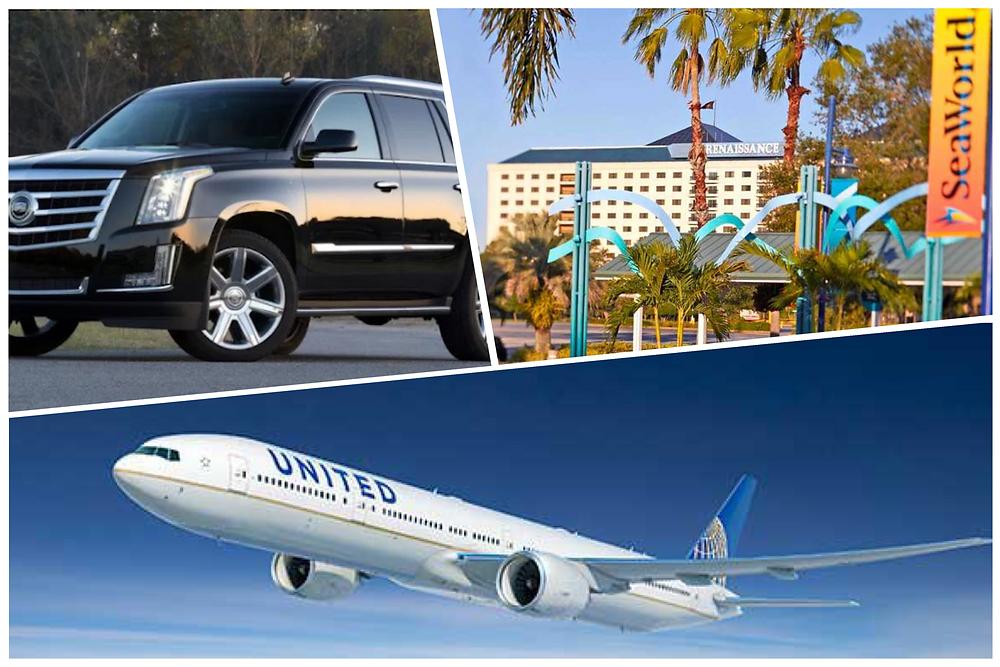 Airport Transportation To Renaissance Orlando At SeaWorld