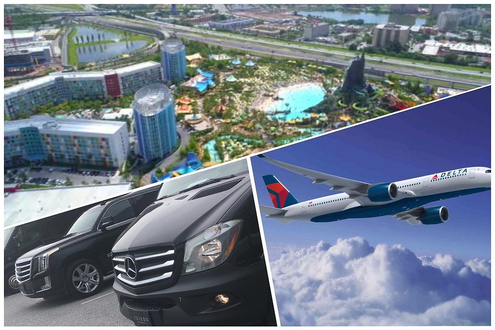 Five-Star Orlando Airport Private Transportation