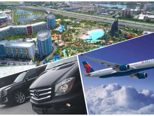 🇴🇲 ★★★★★ Five-Star Orlando Airport Private Transportation