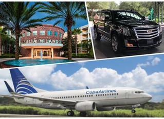 🇧🇷 ★★★★★ Nice Orlando Airport Transportation