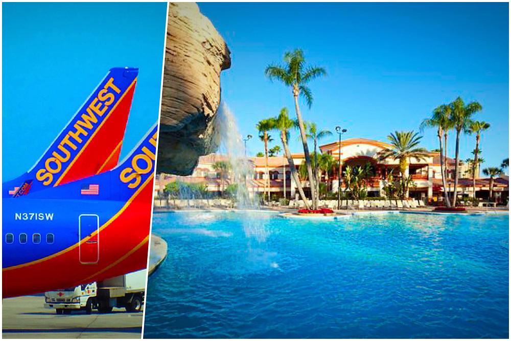 Transportation from Orlando International Airport MCO to Sheraton Vistana Resort Villas