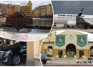 🇨🇦 ★★★★★ Orlando Executive Car Service. The Best Hands Down.