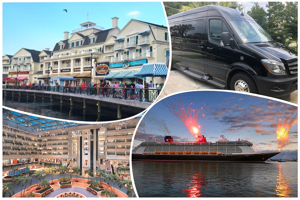 Disney Cruise Transportation From Disney World
