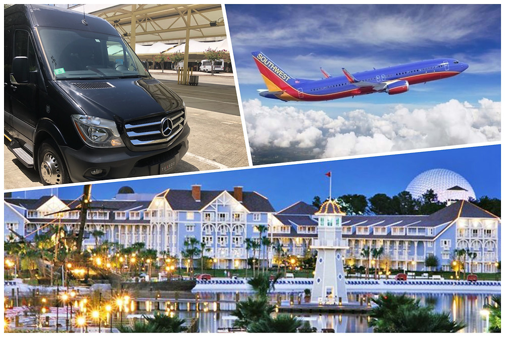 Orlando Airport Transportation From Disney World