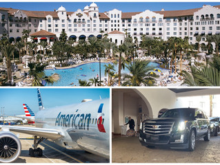 🇺🇸 ★★★★★ Limo Service Between Orlando Airport And Hard Rock Hotel.