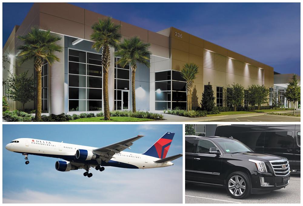 Orlando Car Service For Executives