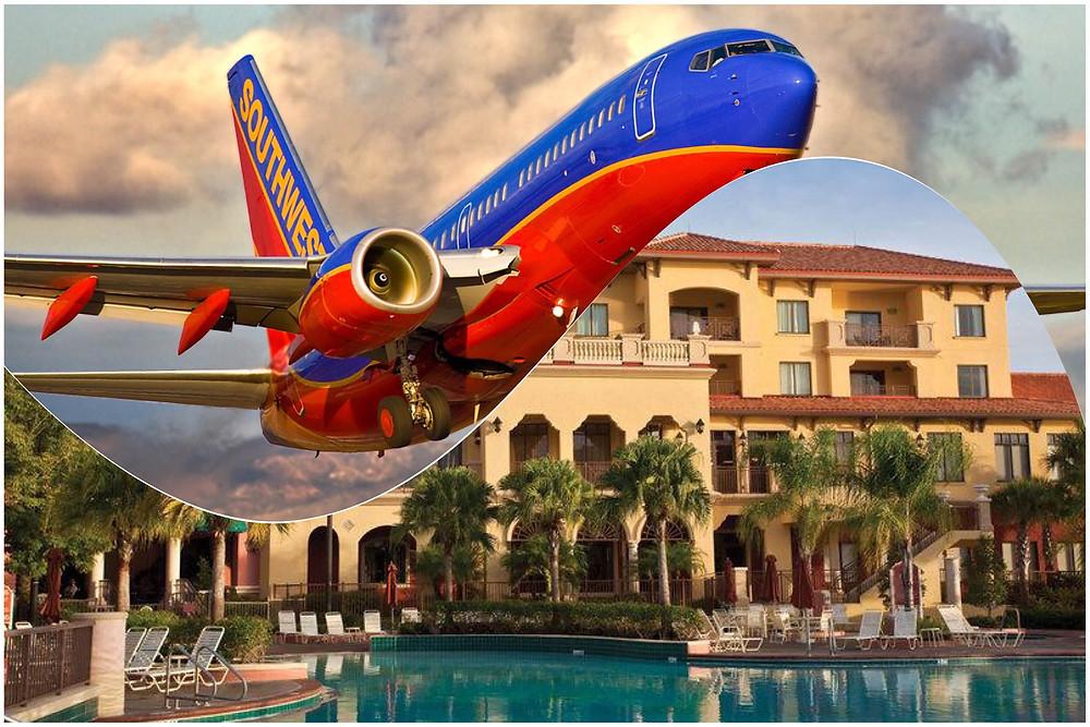 Transportation from Orlando International Airport MCO to Wyndham Bonnet Creek Resort
